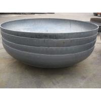 Buy cheap Carbon Steel Large Steel Pipe End Cap from wholesalers