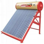 Buy cheap Green, saving energy evacuated tube solar hot water heater from wholesalers