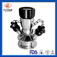 Buy cheap Manual Operated  Stainless Steel Sample Valve 150 Degrees Centigrade from wholesalers