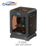 Buy cheap Metal Frame Creatbot F160 Peek 3d Printter Single Extruder 3d Printer 160*160*200mm from wholesalers