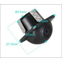 Buy cheap Reverse aid Wireless car camera  DC12V  rear view camera color CMOS 1/3 and 1/4 inch distance line from wholesalers