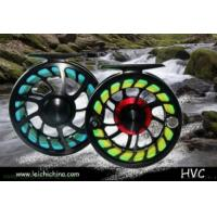 Buy cheap Machine Cut Cnc Aluminium Fly Fishing Reel from wholesalers