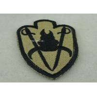 Buy cheap Sew On Handmade Custom Embroidery Patches For Clothes , Eco Friendly from wholesalers