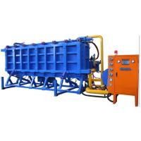 Buy cheap High Productivity Automatic EPS Block Moulding Machine With Air Cooling System product