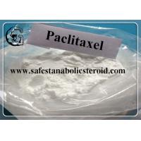 Buy cheap Paclitaxel Pharmaceutical Raw Powder Chemotherapy Drug Anti Cancer Drugs from wholesalers
