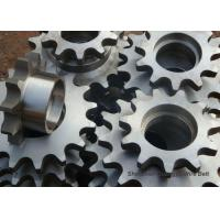 Buy cheap High Precision Stainless Steel Sprockets Wheel Gear With Powder Metallurgy Processing from wholesalers