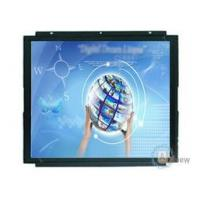 China Anti Glare Projeceted Open Frame Lcd Display Capacitive Multi Touch For Semi Outdoor on sale