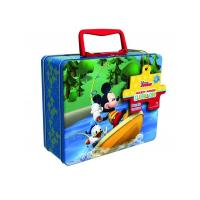 Buy cheap Disney Mickey Mouse Puzzle Tin with Handle product