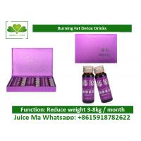 Detox / Cleanse Colon Chinese Herbal Drink For Slimming Healthy SGS Approved
