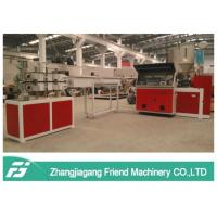 Buy cheap Three Layers Pvc Fiber Reinforced Hose Extrusion Line Weather Resistance from wholesalers