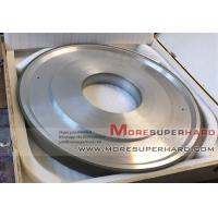 Buy cheap 900mm Diamond Grinding Wheel For Thermal Spray WC coated Materials-julia@moresuperhard.com from wholesalers