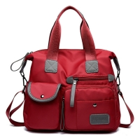 Buy cheap Women Messenger Tote Nylon Lightweight Cross Body Bags For Travel from wholesalers