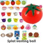 Buy cheap Vent ball decompression toys toy novelty Creative Smash it Sticky Toys Sticky Animal Splat from wholesalers