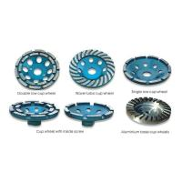 Buy cheap diamond grinder wheel from wholesalers