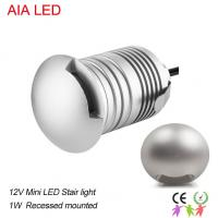 Buy cheap 3W Exterior IP67 LED underground lights for stairs used/LED Garden lights from wholesalers