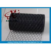 China Durable Pvc Coated Chicken Wire Mesh For Poultry Easy Maintenance on sale