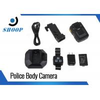 Buy cheap App Control Body Camera Recorder , Body Worn Camera With Night Vision from wholesalers
