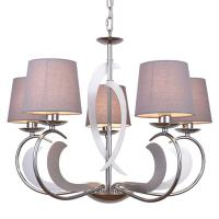 Buy cheap Funcky art deco chandelier with lampshade for living room Bedroom Kitchen Lights Fixtures (WH-MI-10) from wholesalers