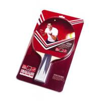 Buy cheap Color Handle Table Tennis Rackets with PVC Card Package Reverse Rubber from wholesalers
