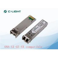Buy cheap Multi Mode CISCO SFP Modules / Optical Transceiver Module With LC Dulplex from wholesalers