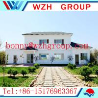 Buy cheap Prefab light steel villa house / easy assemble prefab house made in China from wholesalers