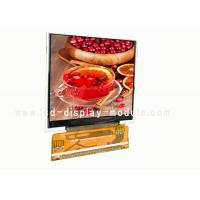 Buy cheap 220 Nits 3 Inch Touch Screen Panel color lcd display module 8080 8 Bit Parallel Interface from wholesalers