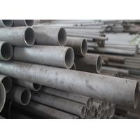 Buy cheap 400 Series Stainless Steel Tubing , Squash Test Large Stainless Steel Pipe from wholesalers