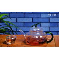 Buy cheap Heat resistant Glass Teaset from wholesalers