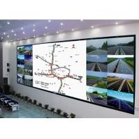 Buy cheap P2.5 Seamless Led Video Wall  Large-Scale Construction Of Command Centers from wholesalers