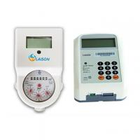 Buy cheap Split Type STS Prepaid Water Meter from wholesalers