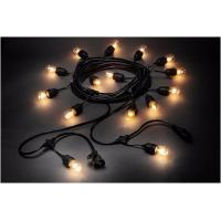 Buy cheap led Christmas ball string light E26 E27 base decorative patio string lights waterproof from wholesalers