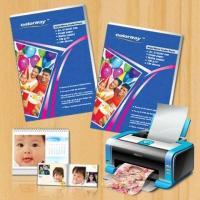 Buy cheap Matte Coated Inkjet Paper (108gsm-180gsm) A4 Size from wholesalers