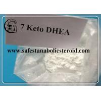 Buy cheap 7 Keto DHEA Raw Steroid Powders CAS 566-19-8 7-Keto-Dehydroepiandrosterone Hormones from wholesalers