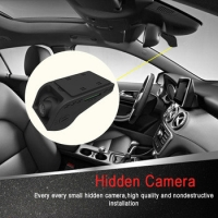 Buy cheap DVR Camera Hidden Dash Cam 1080P Driving Recorder For Car USB from wholesalers