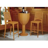 Buy cheap rattan leisure bar set-1011 from wholesalers