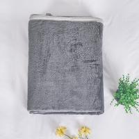 Buy cheap Solid Color Hotel Bed Blanket Fleece Flannel Coverlet Soft 100% Polyester from wholesalers
