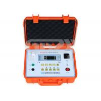 Buy cheap Wide Voltage Range Insulation Resistance Megger Meter Tester Self - Clocking Function from wholesalers