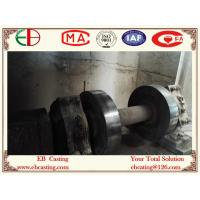 Buy cheap Super High Carbon MoV Alloy Centrifugal Cast Tubes with M23C6 M7C3 Carbonate EB13135 from wholesalers