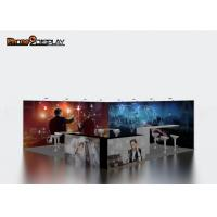 Buy cheap Easy Transport Trade Show Exhibit Booths / Expo Fair Exhibition Booth For Advertising from wholesalers