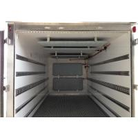 Buy cheap Low Temperature Refrigerated Truck Bodies Freezer Truck Body With Eutectic Plate Units from wholesalers