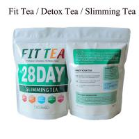 Buy cheap OEM Special Design Private Label quick slim tea 28 day detox slimming tea from wholesalers