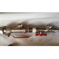 Buy cheap Manual Water Brass Ball Valve For Gas Bolier With PPR Fittings from wholesalers