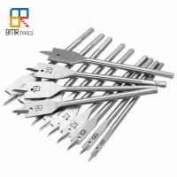 Buy cheap Professional Hex Shank Flat Spade Wood Drill Bit For Wood Cutting & Drilling from wholesalers