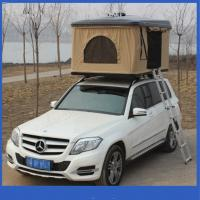 Buy cheap New Style Professional Hard Shell FiberglassCar Roof Top Tent from wholesalers