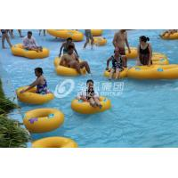 Buy cheap Bubble Wrapped Lazy River Pool For Amusement  Water Park Relax Entainment from wholesalers
