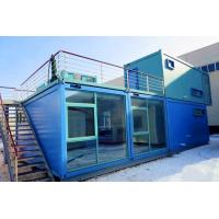 Buy cheap Customized Self - Regulating Prefab Commercial Buildings Anti Earthquake With Bathroom from wholesalers