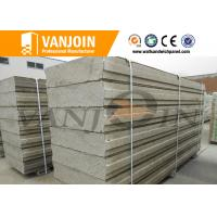 Buy cheap Heat Resistant Composite Panel Board For Wall Construction 100% No Asbestos from wholesalers