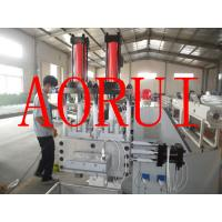 Buy cheap Recycled Twin Screw Plastic Extruder Machine for Bottle Flakes from wholesalers
