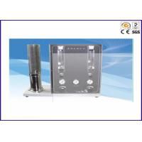 Buy cheap High Precision Digital Lab Testing Equipment , Limited Oxygen Index Tester ASTM D2863 from wholesalers