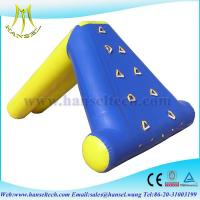 Buy cheap Hansel HOT Funny large inflatable water floats,inflatable water park for sale from wholesalers